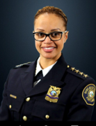 This is the Police Chief of Antifa-Run Portland Where Cops Are Quitting En Masse - Danielle Outlaw
