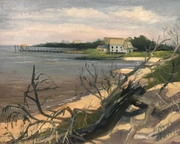 """Springer's Point"" Ocracoke"