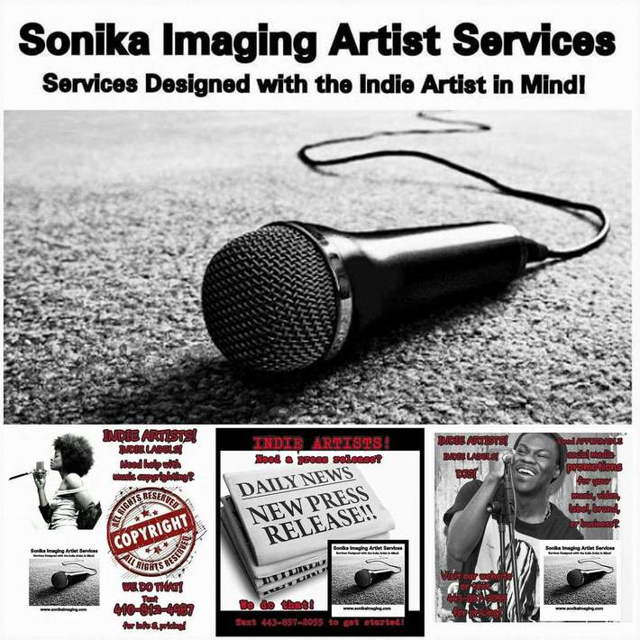 Sonika Imaging Artist Services