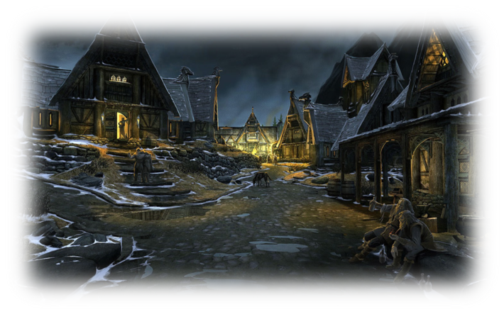Character Build: The Winter Bear (Survival Mode) - Skyrim