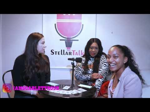 StellarTalks Interviews Scarlet Rose at Hottest in the city event!