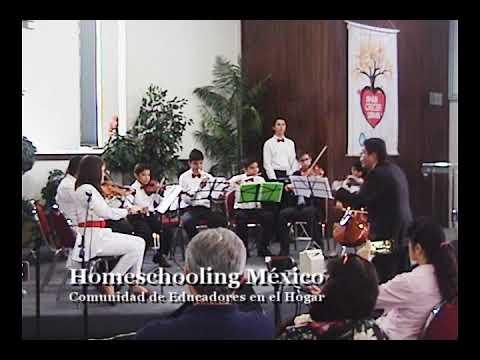 La ONJEH en la VIII Clausura de Homeschooling México
