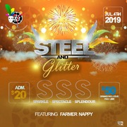 St. Vincent & the Grenadines Steelband Panorama 2019 - Steel & Glitter