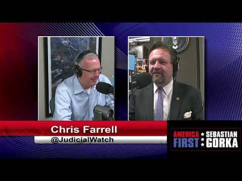 """The Hillary Clinton cover-up at the Department of State is finally collapsing."" - Chris Farrell"