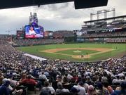Dodgers at Rockies 6/30/2019