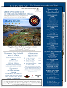 Mary Wade Golf Tournament