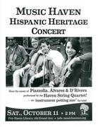 Music Haven Hispanic Heritage Concert