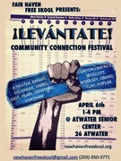 Levantate!: Community Connections Festival