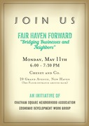 May Economic Development and Community Work group Monthly Meeting