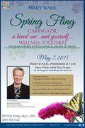 Mary Wade Spring Fling 2015