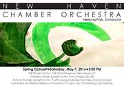 New Haven Chamber Orchestra Family Concert