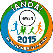 ¡ANDA! 5K Run/Walk for HAVEN Free Clinic