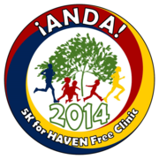 !ANDA! 5K for HAVEN Free Clinic