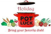 Holiday Potluck Dinner: December CSNA Meeting