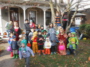 Halloween Parade for Mary Wade Residents!