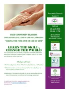 DOULAGIVERS FREE COMMUNITY END-OF-LIFE CAREGIVING WORKSHOP
