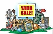 Multi Family Yard Sale!