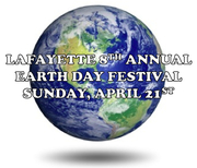 Lafayette's 8th Annual Earth Day Festival!