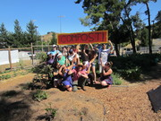 Global Student Embassy & Whole Foods Day of Service at the Campolindo Garden