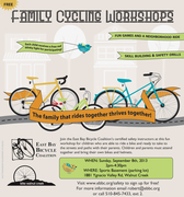 Free Family Cycling Workshop