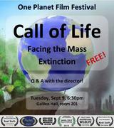 Free sustainability movie: Call of Life
