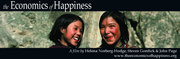 Free sustainability movie: the Economics of Happiness