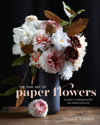 Celebrated, San Francisco-based Botanical Artist and Author, Tiffanie Turner