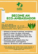 Eco-ambassador Training for Apartment Dwellers