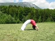 Yoga-Wochenende im Bel Ticino