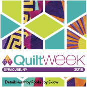 AQS QuiltWeek® – Syracuse, New York 2016