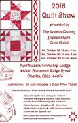 Lorain County Piecemakers 2016 Quilt Show