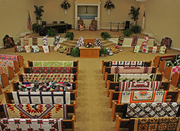 Quilts of Past & Present Quilt Show