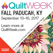AQS QuiltWeek® – Fall Paducah, Kentucky 2017
