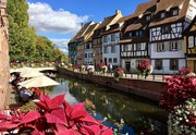 Alsace and the 25th European Patchwork Festival