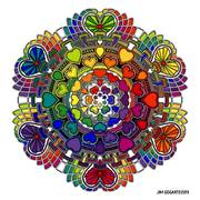 Meditation Through Mandalas