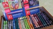Technique Tuesday-Magic Crayons!!!  Blending Techniques