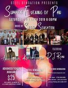 """Steel Sensation Presents """"Summer Evening of Pan!"""""""