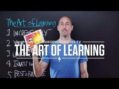 PNTV: The Art of Learning by Josh Waitzkin