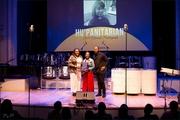 """Pan Is Sweet"" 2019 - Jean Mayers (ADLIB Steel Orchestra) - HuPanitarian Awards"