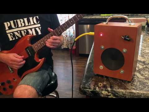 Cigar Box Amp #3