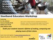 PanGEA Workshop for Pan Educators