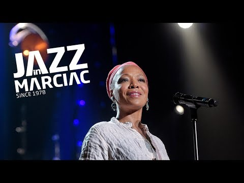 "Lisa Simone ""Work Song"" @Jazz_in_Marciac 2015"