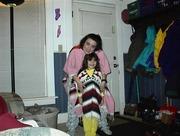 pancho Angela and mom