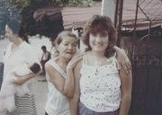 Mama Chelo and me 1984