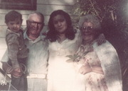 My grandparents 1980