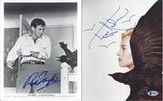 SELL-The Birds Signed 8x10 Photos-Tippi Hedren BAS COA E05064 & Rod Taylor Signed Photos w-my COA and lifetime guarantee $97 +$4 S&H
