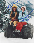 **SOLD**Penny Marshall & Cindy Williams Laverne & Shirley photo signed at the Hollywood show on Oct. 5 2019 with my COA & lifetime guarantee-$97 +$4 S&H. INTL at cost