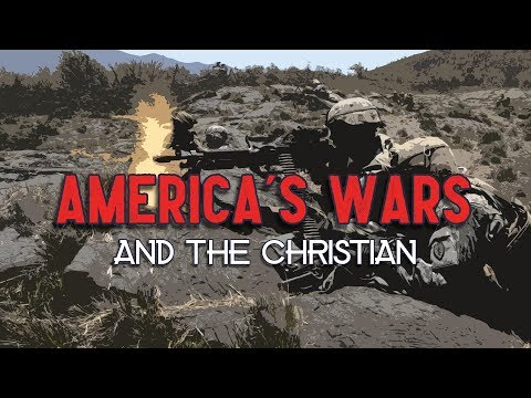 America's Wars and the Christian - Robert Reed