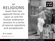 Thought For The Day ( RELIGIONS )