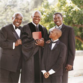 Sanctified Brothers of Faith International Ministries